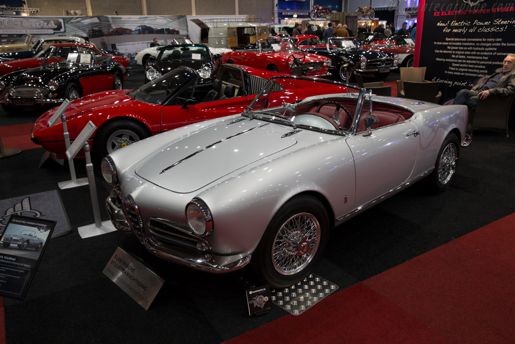 Alfa Romeo Giulietta Spider    - 2016 Interclassics Maastricht