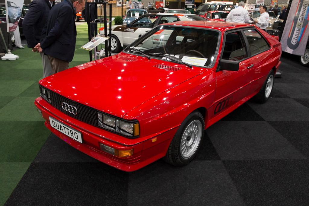 Audi Quattro    - 2016 Interclassics Maastricht