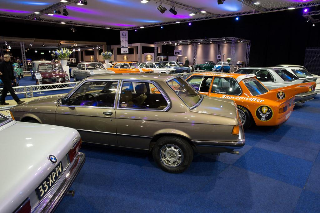 BMW 320    - 2016 Interclassics Maastricht