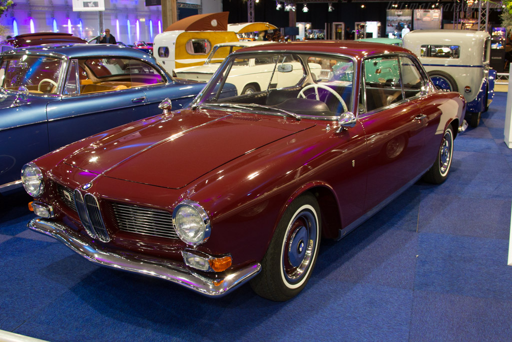 BMW 3200 CS    - 2016 Interclassics Maastricht