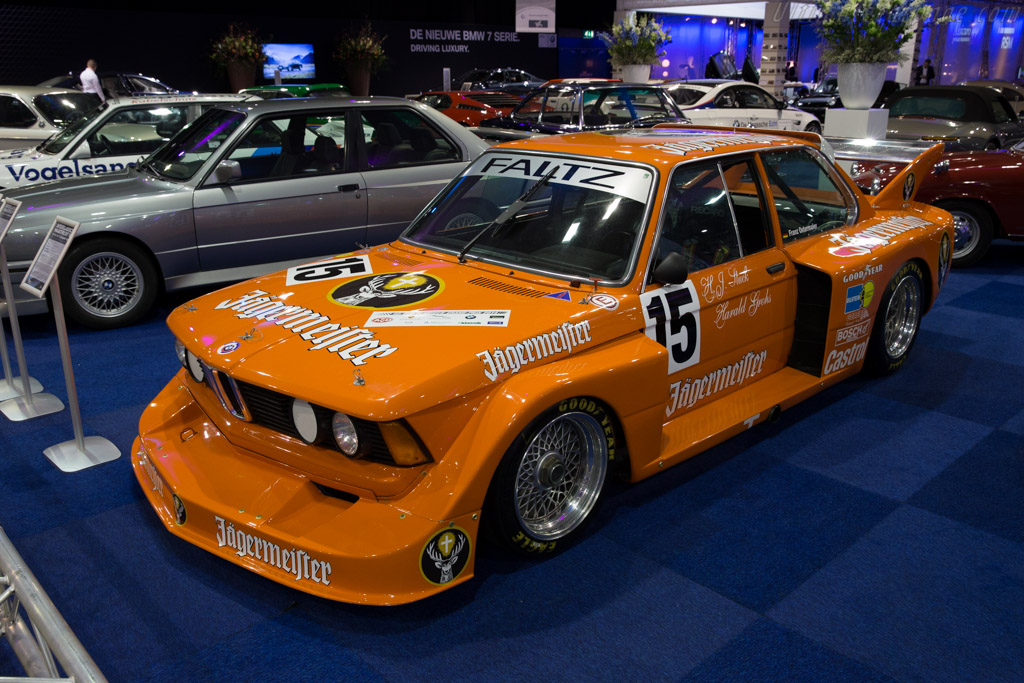 BMW 320i Group 5 - Chassis: E21-R1-13   - 2016 Interclassics Maastricht