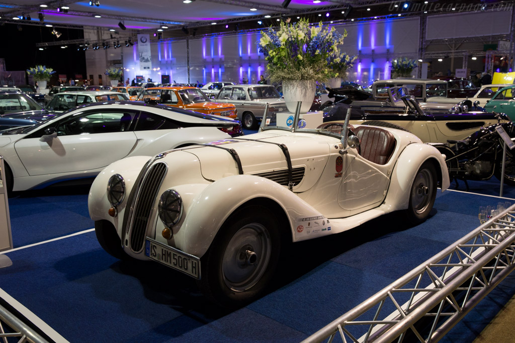 BMW 328 - Chassis: 85311   - 2016 Interclassics Maastricht
