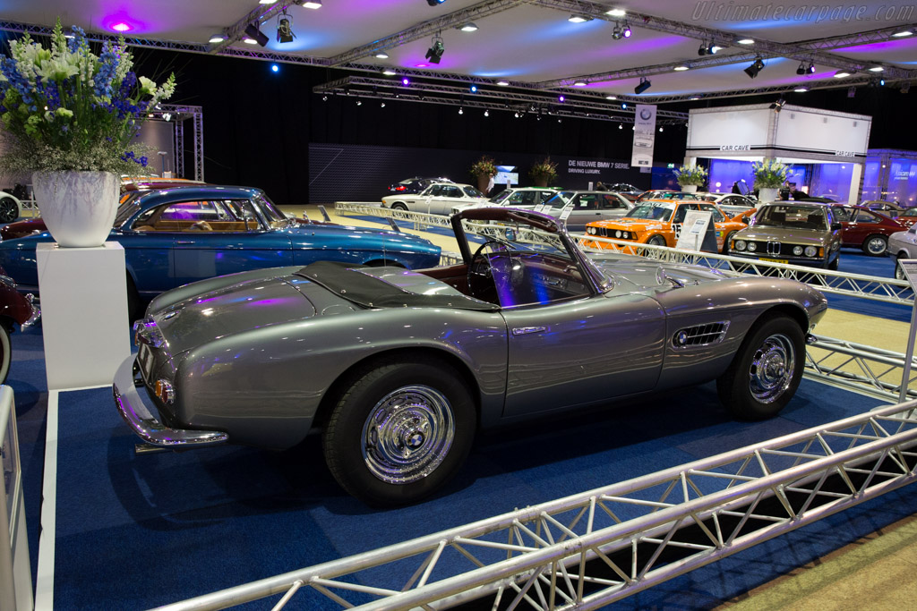 BMW 507    - 2016 Interclassics Maastricht