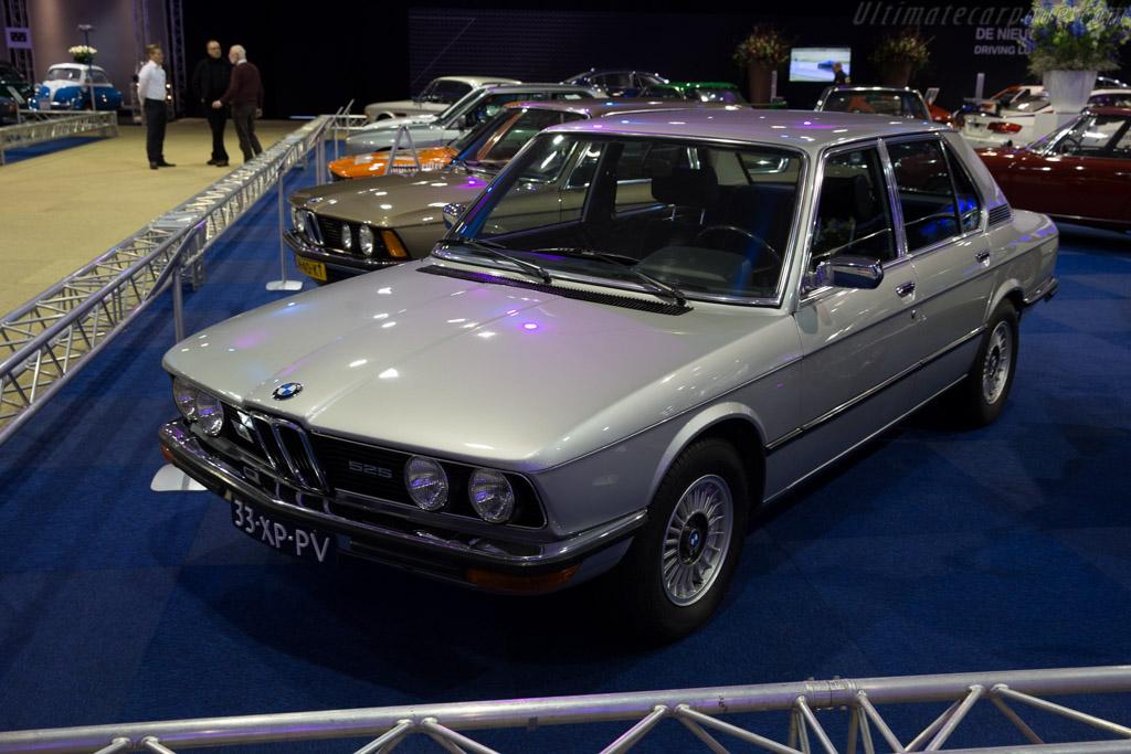 BMW 525    - 2016 Interclassics Maastricht