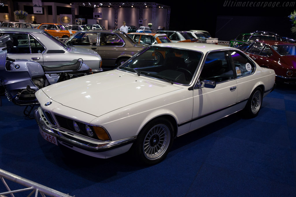 BMW 635 CSi    - 2016 Interclassics Maastricht