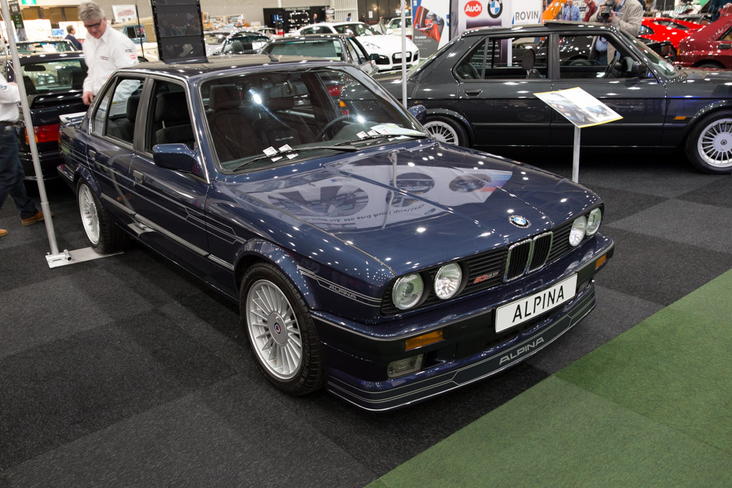 BMW Alpina B3 2.7    - 2016 Interclassics Maastricht
