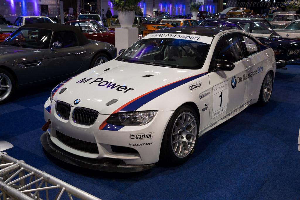 BMW M3 GT4    - 2016 Interclassics Maastricht