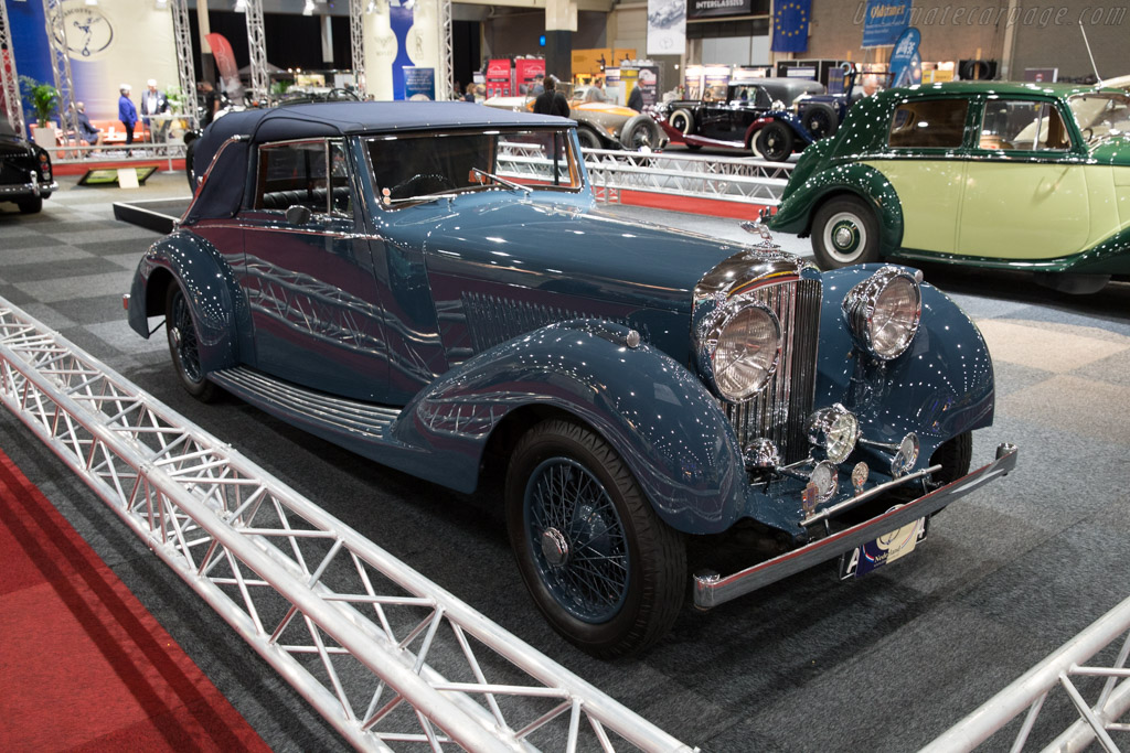 Bentley 4.25 Litre DHC    - 2016 Interclassics Maastricht