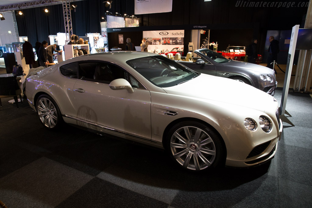 Bentley Continental GT V8S    - 2016 Interclassics Maastricht