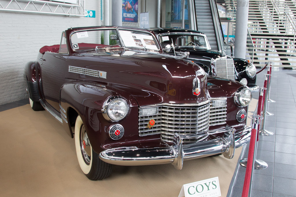 Cadillac Series 62 Convertible Coupe Deluxe    - 2016 Interclassics Maastricht