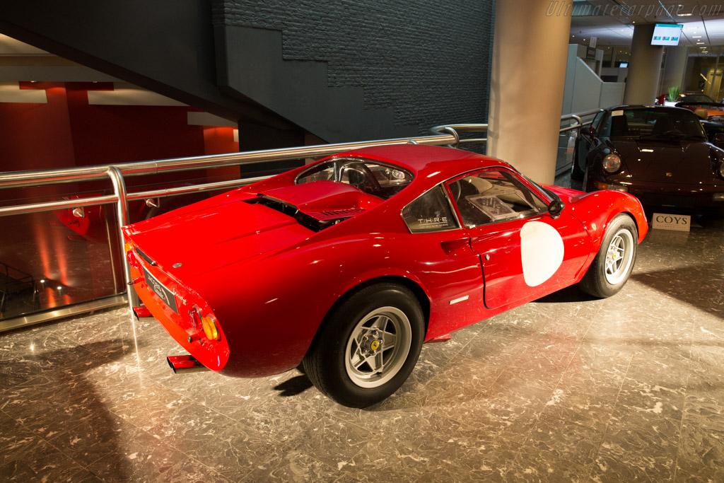 Ferrari 246 Dino GT    - 2016 Interclassics Maastricht