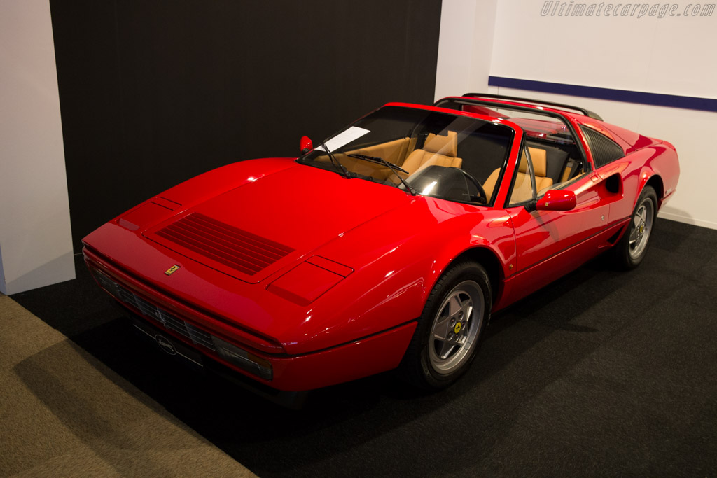 Ferrari GTS Turbo  - Entrant: Kroymans Classic  - 2016 Interclassics Maastricht