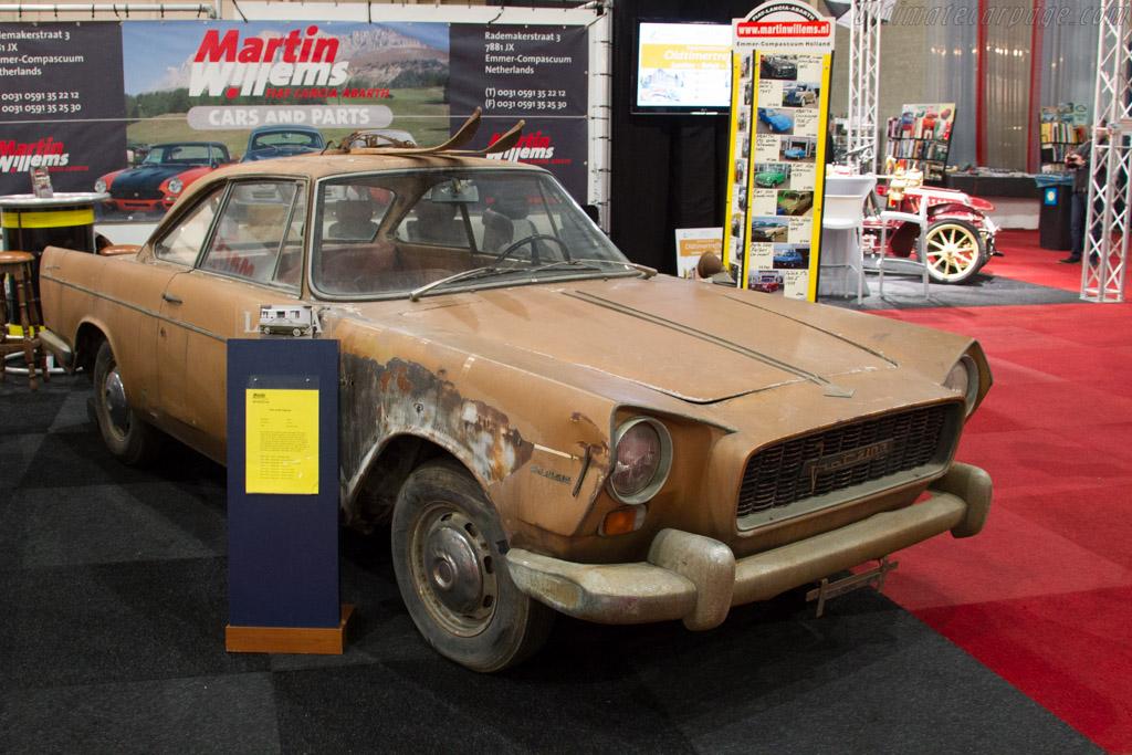 Fiat 2100 Vignale Coupe    - 2016 Interclassics Maastricht