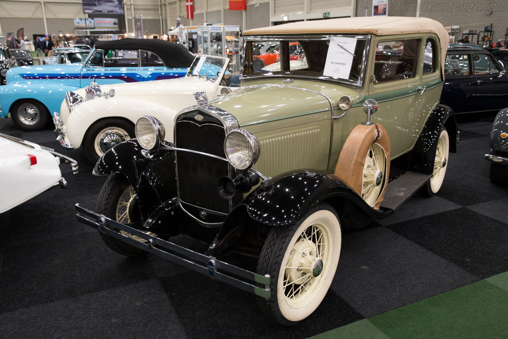 Ford A 400    - 2016 Interclassics Maastricht