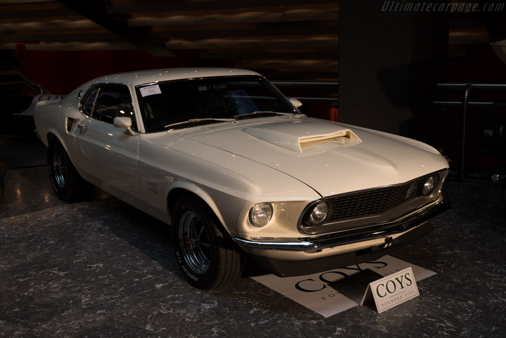 Ford Mustang Boss 428    - 2016 Interclassics Maastricht