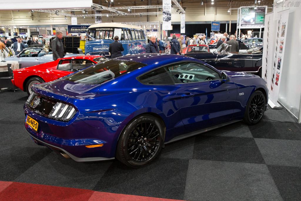 Ford Mustang GT 5.0    - 2016 Interclassics Maastricht