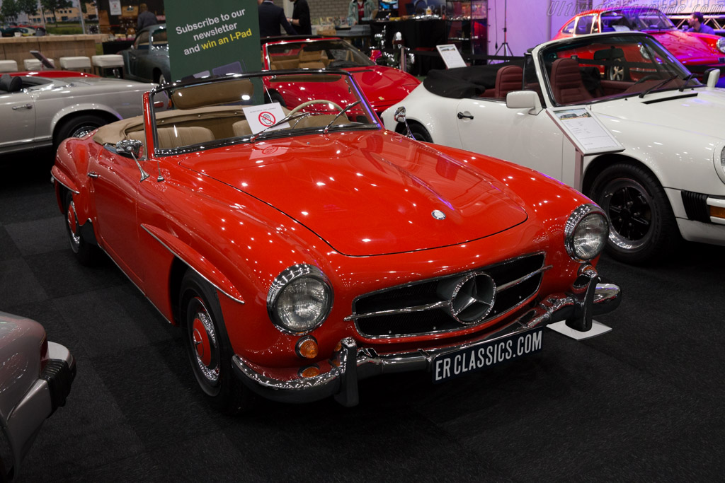 Mercedes-Benz 190 SL    - 2016 Interclassics Maastricht