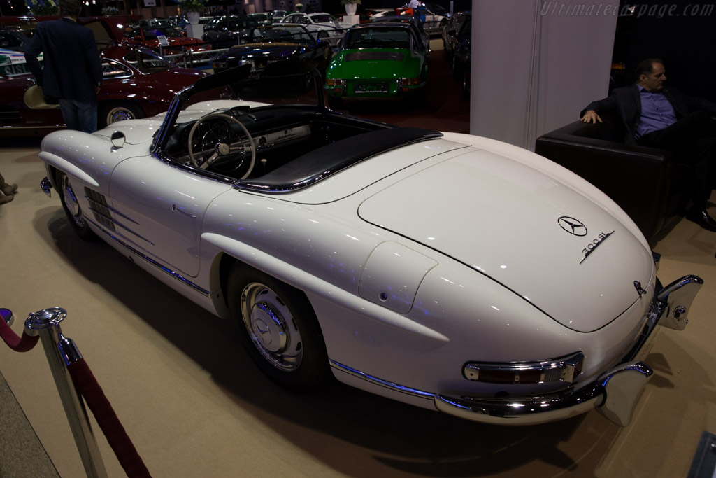 Mercedes-Benz 300 SL Roadster    - 2016 Interclassics Maastricht