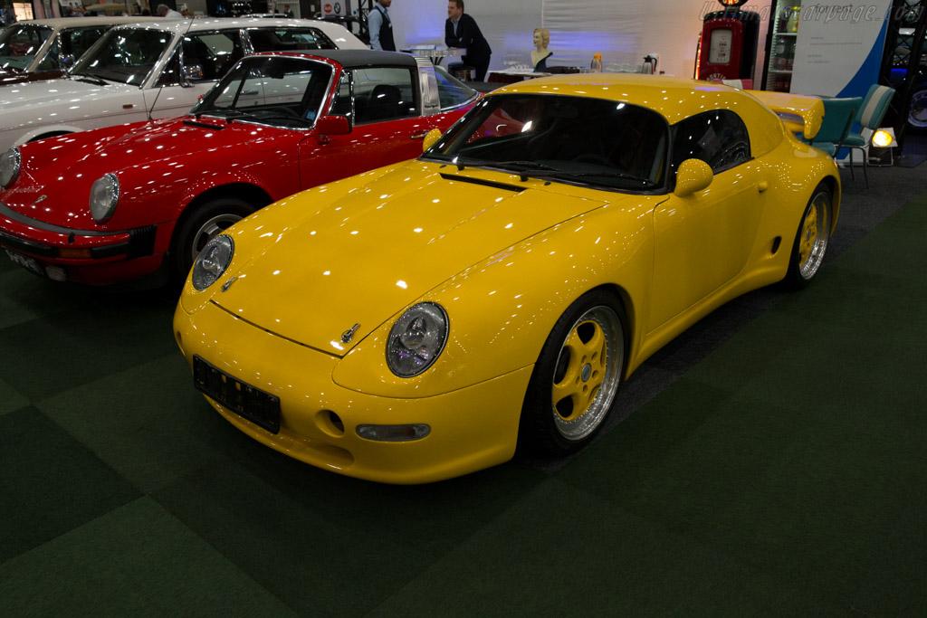 Porsche 993 Speedster Custom 2016 Interclassics Maastricht