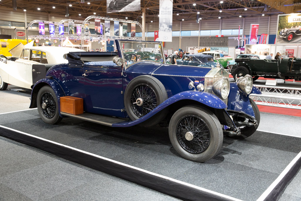 Rolls-Royce 20hp Dokters Drophead Coupe    - 2016 Interclassics Maastricht