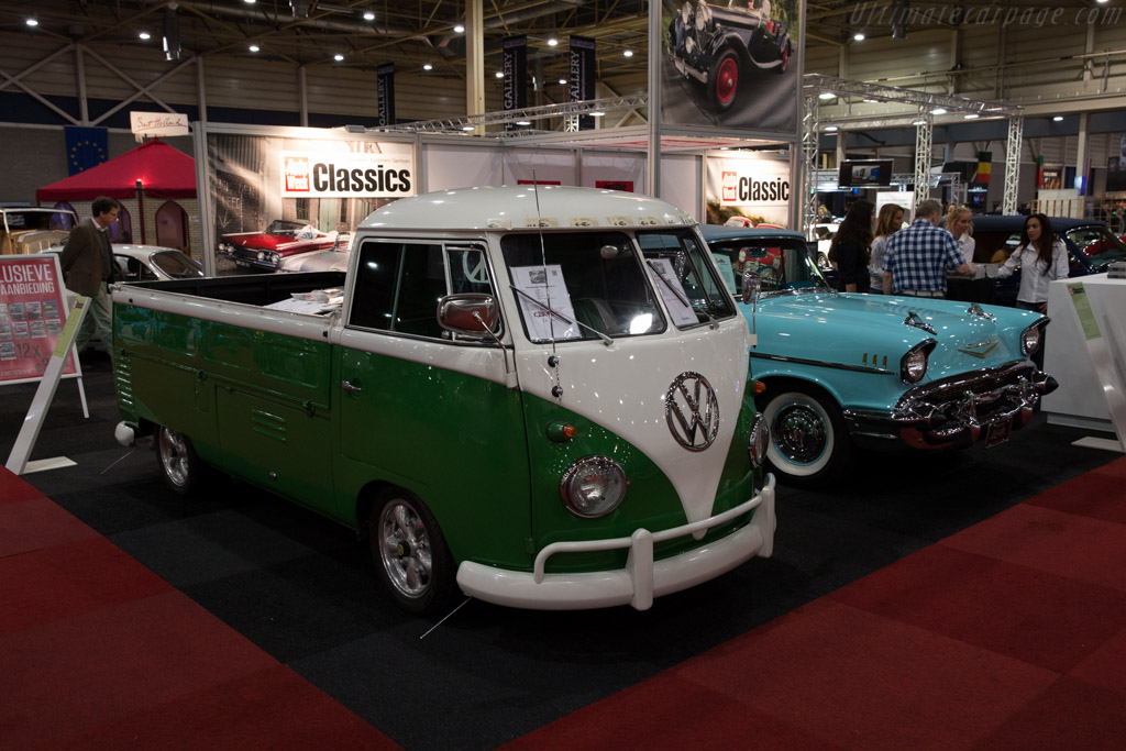 Volkswagen Transporter T1    - 2016 Interclassics Maastricht