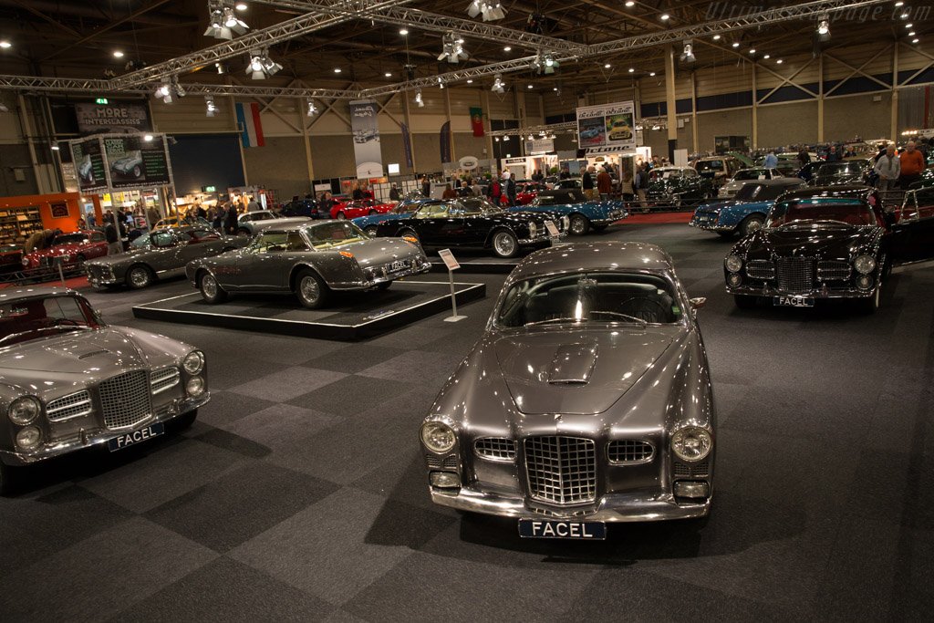 Facel Vega FV1    - 2017 Interclassics Maastricht