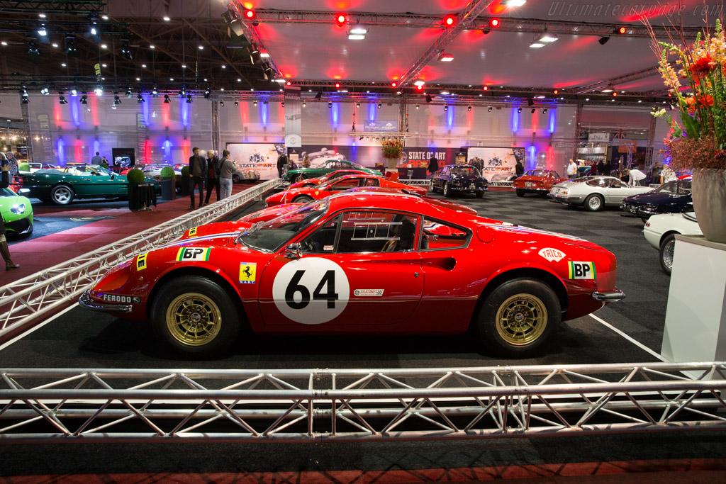 Ferrari 246 Dino GT Competizione - Chassis: 02356   - 2017 Interclassics Maastricht