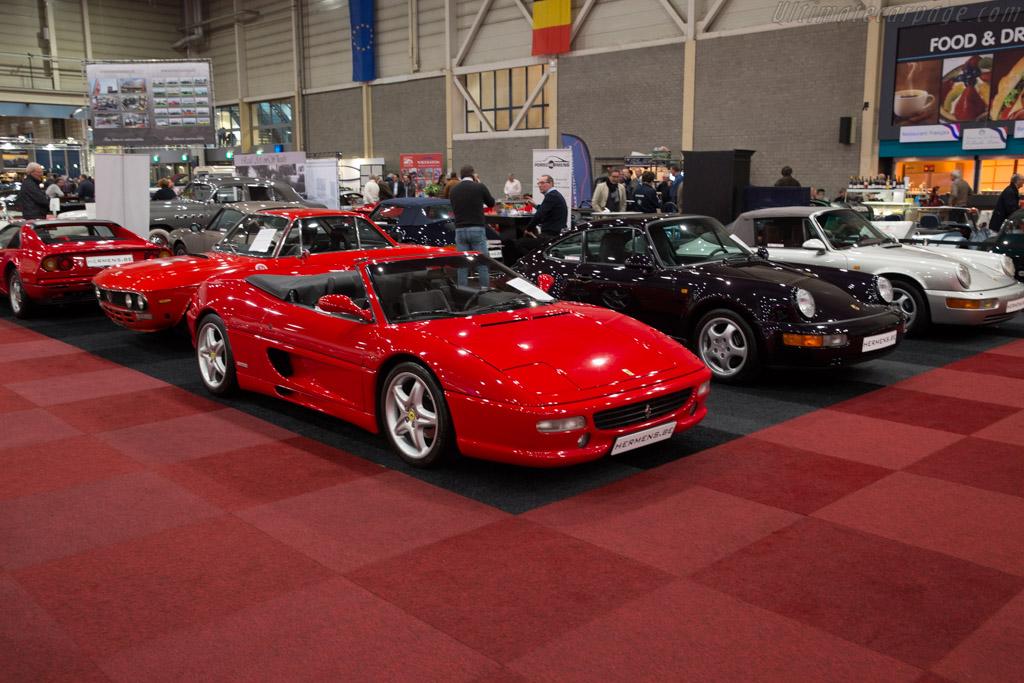 Ferrari 355 Spider    - 2017 Interclassics Maastricht