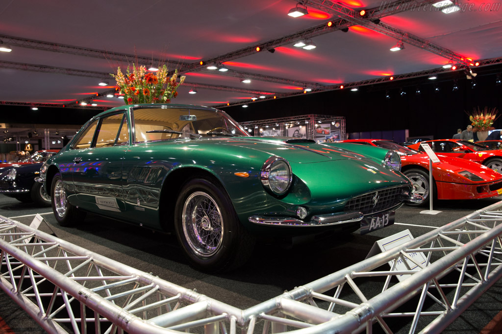 Ferrari 500 Superfast Speciale - Chassis: 6267SF   - 2017 Interclassics Maastricht