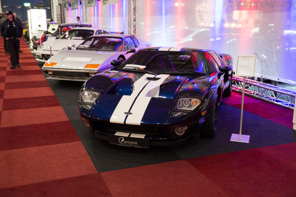 Ford GT    - 2017 Interclassics Maastricht