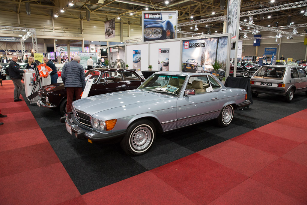 Mercedes-Benz 450 SLC    - 2017 Interclassics Maastricht