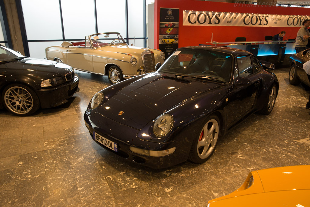 Porsche 911 Turbo - Chassis: WP0ZZZ99273371090   - 2017 Interclassics Maastricht