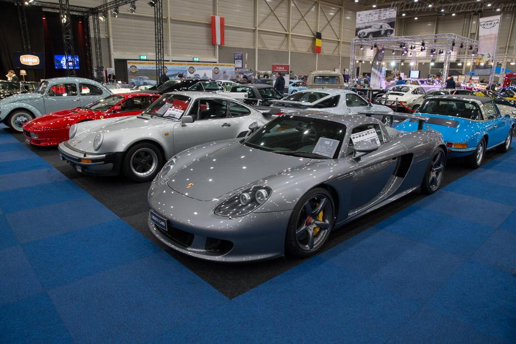 Porsche Carrera GT    - 2017 Interclassics Maastricht