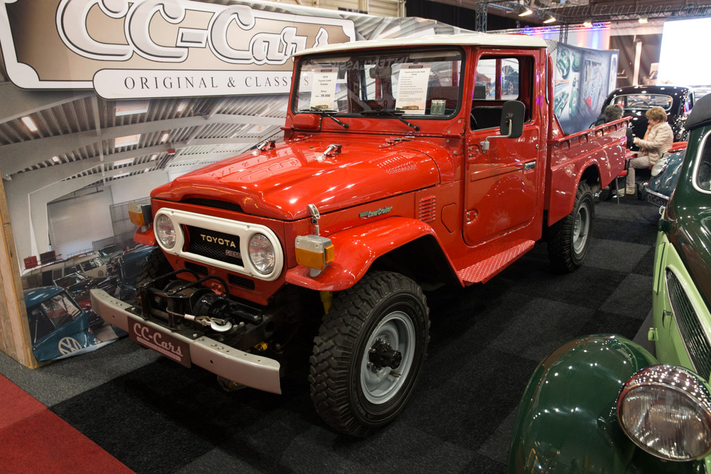 Toyota Land Cruiser FJ45    - 2017 Interclassics Maastricht