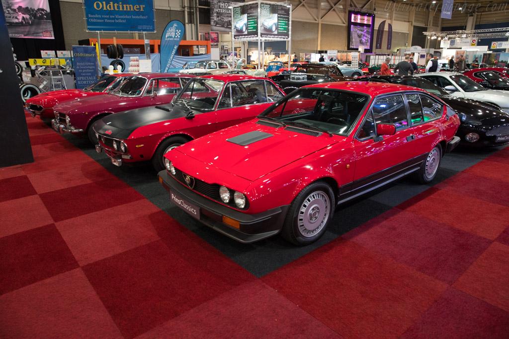 Alfa Romeo GTV 2.5    - 2018 Interclassics Maastricht