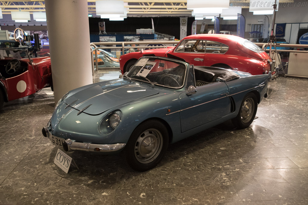 Alpine A108 FASA Cabriolet - Chassis: CO103   - 2018 Interclassics Maastricht