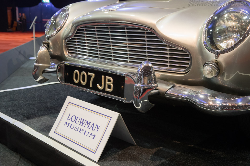 Aston Martin DB5 James Bond    - 2018 Interclassics Maastricht