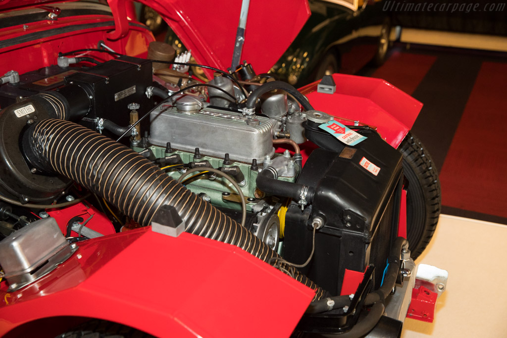 Austin Healey Sprite - Chassis: AN5/7565   - 2018 Interclassics Maastricht