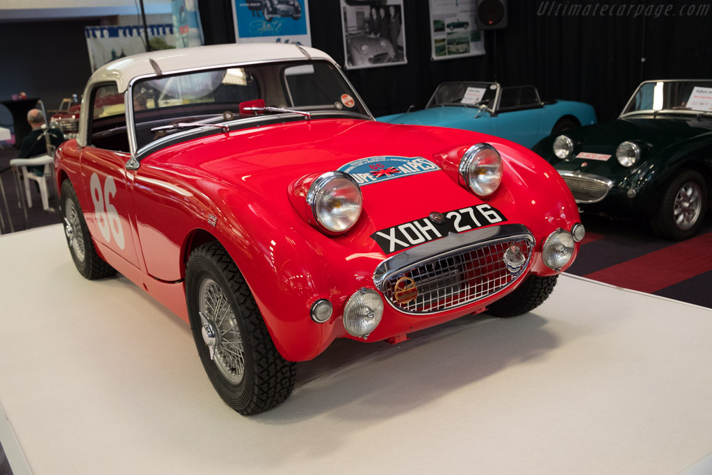Austin Healey Sprite - Chassis: AN5/7565   - 2018 Interclassics Maastricht