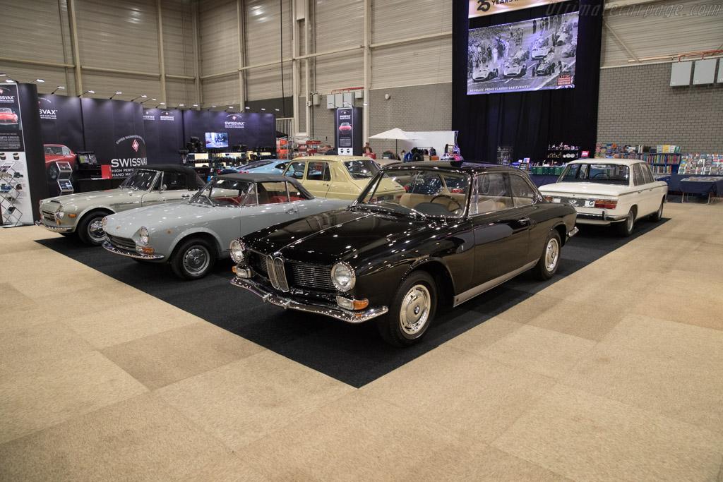 BMW 3200 CS - Chassis: 76122   - 2018 Interclassics Maastricht