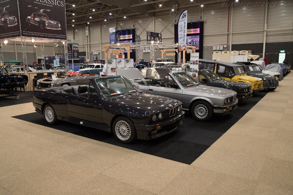 BMW M3 Convertible    - 2018 Interclassics Maastricht