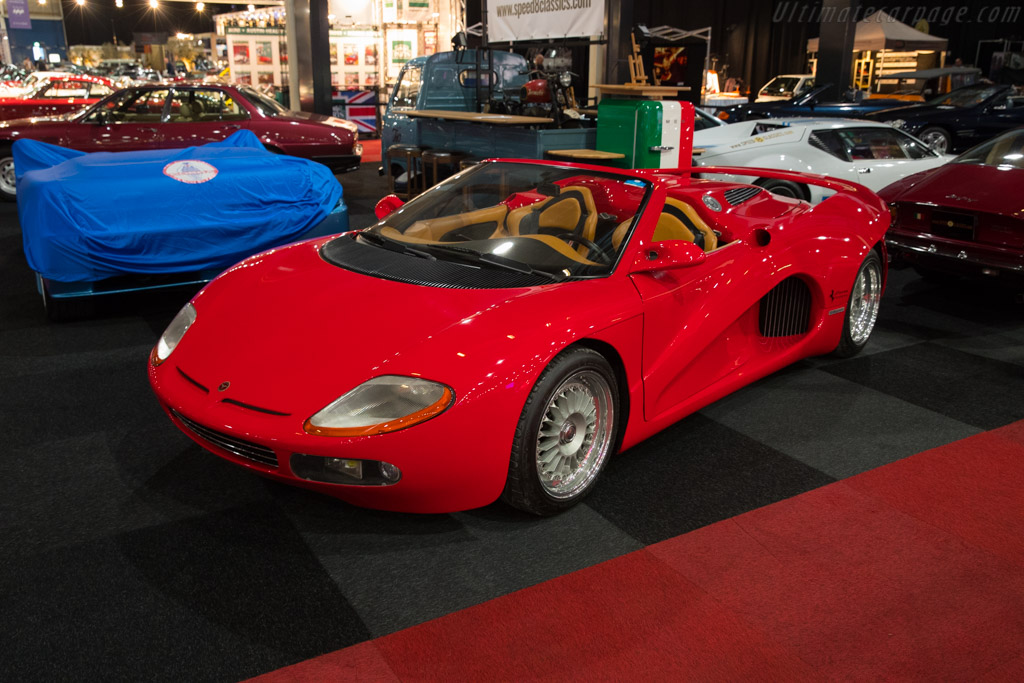 Bizzarrini BZ 2001 - Chassis: 75001   - 2018 Interclassics Maastricht