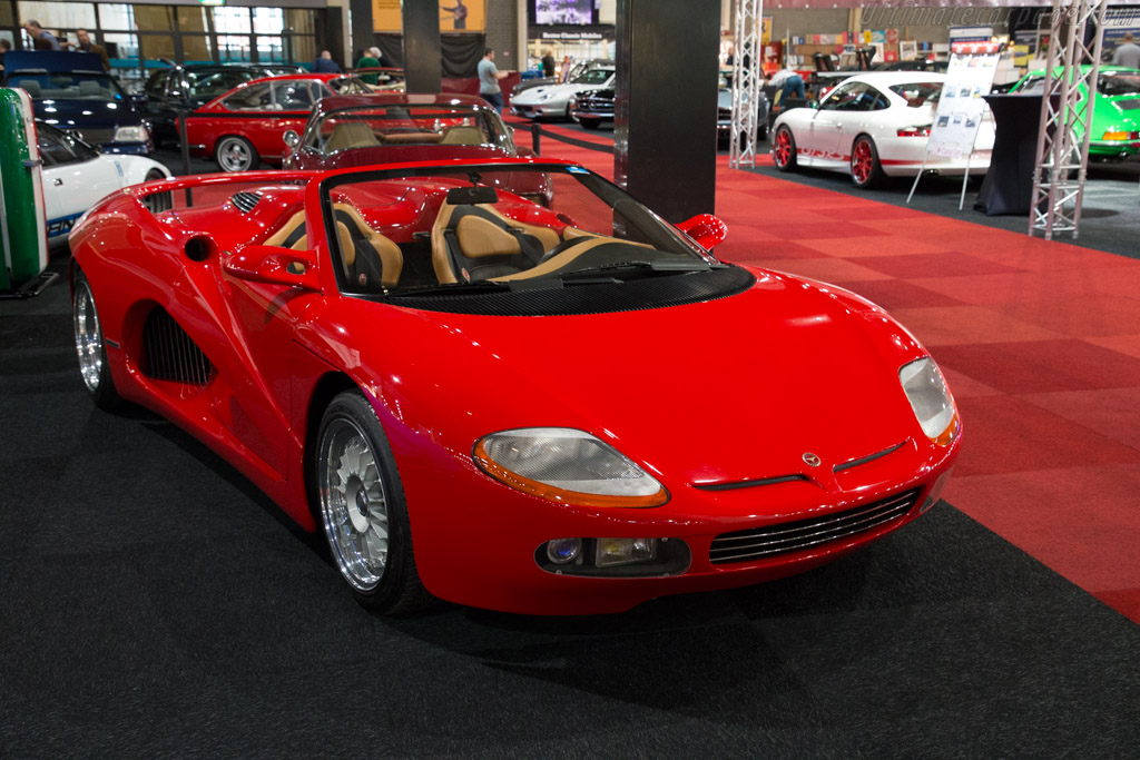 Bizzarrini BZ 2001 - Chassis: 75001   - 2018 Interclassics Maastricht