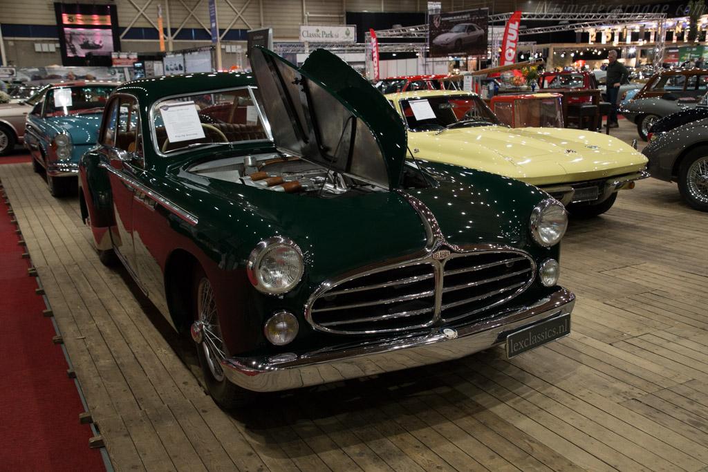 Delahaye 235 Chapron - Chassis: 818066   - 2018 Interclassics Maastricht