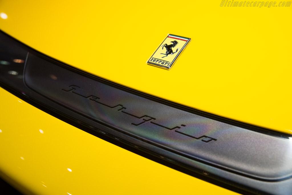 Ferrari Sergio - Chassis: 205529   - 2018 Interclassics Maastricht