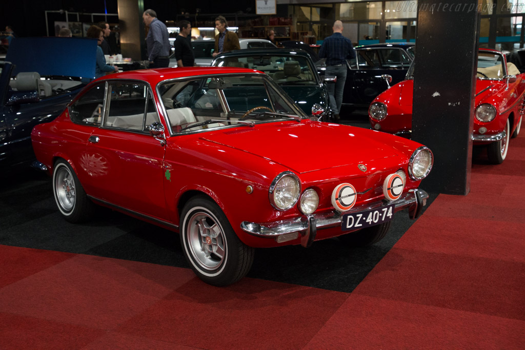 Fiat 850 Coupe Serie 2    - 2018 Interclassics Maastricht