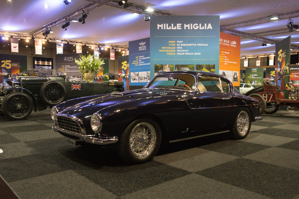 Fiat 8V Ghia Vignale Coupe - Chassis: 106*000066   - 2018 Interclassics Maastricht
