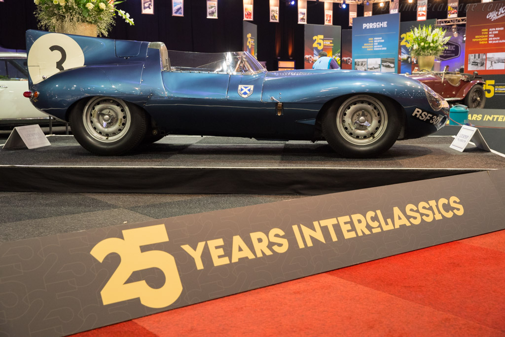 Jaguar D-Type - Chassis: XKD 606   - 2018 Interclassics Maastricht