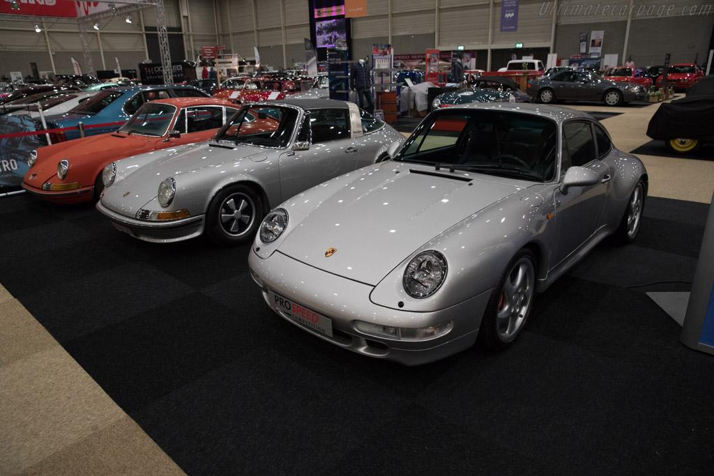 Porsche 993    - 2018 Interclassics Maastricht