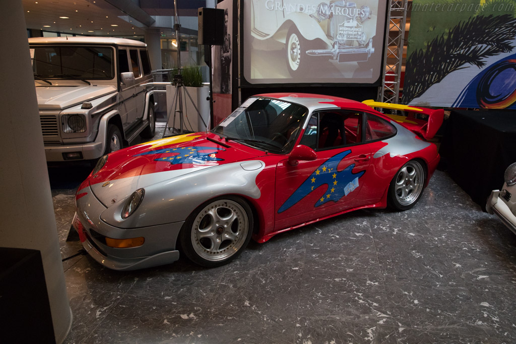 Porsche 993 Cup    - 2018 Interclassics Maastricht